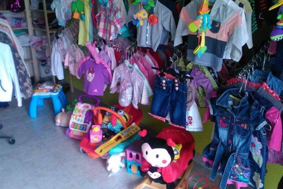 Ilustračný obrázok k článku Pre detičky aj ich mamičky  Kde v Poprade  kúpite značkové detské e9496575779