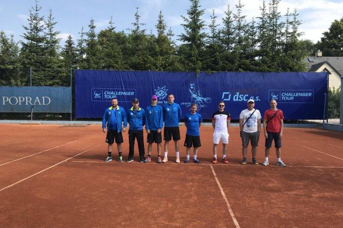 e90da20c0 Ilustračný obrázok k článku Podtatranský Davis Cup: Tenisové družstvá  začali zbierať prvé body do súťaže