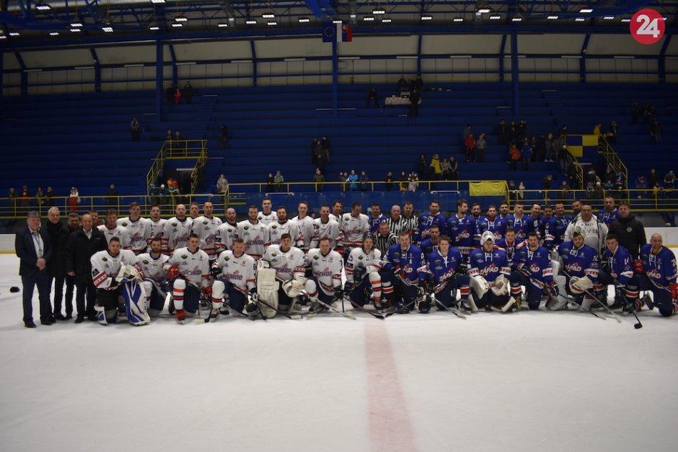 446b8f6e2784d Ilustračný obrázok k článku Zavŕšenie II. hokejovej ligy: V zápase hviezd v  Kežmarku sa